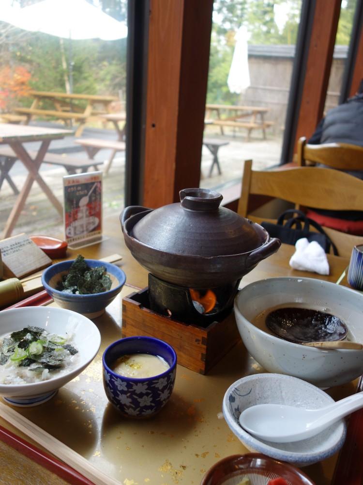 じねんのむら 茶々@飛騨高山〜合掌造り古民家で自然薯とろろめし