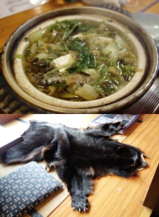 味処 高千代@富山県五箇山地区〜熊・鹿・ハクビシン!?現役猟師のマタギ料理