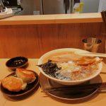 麺工 豊潤亭@武蔵小金井駅北口〜モチモチ太麺の燕三条系新潟ラーメン