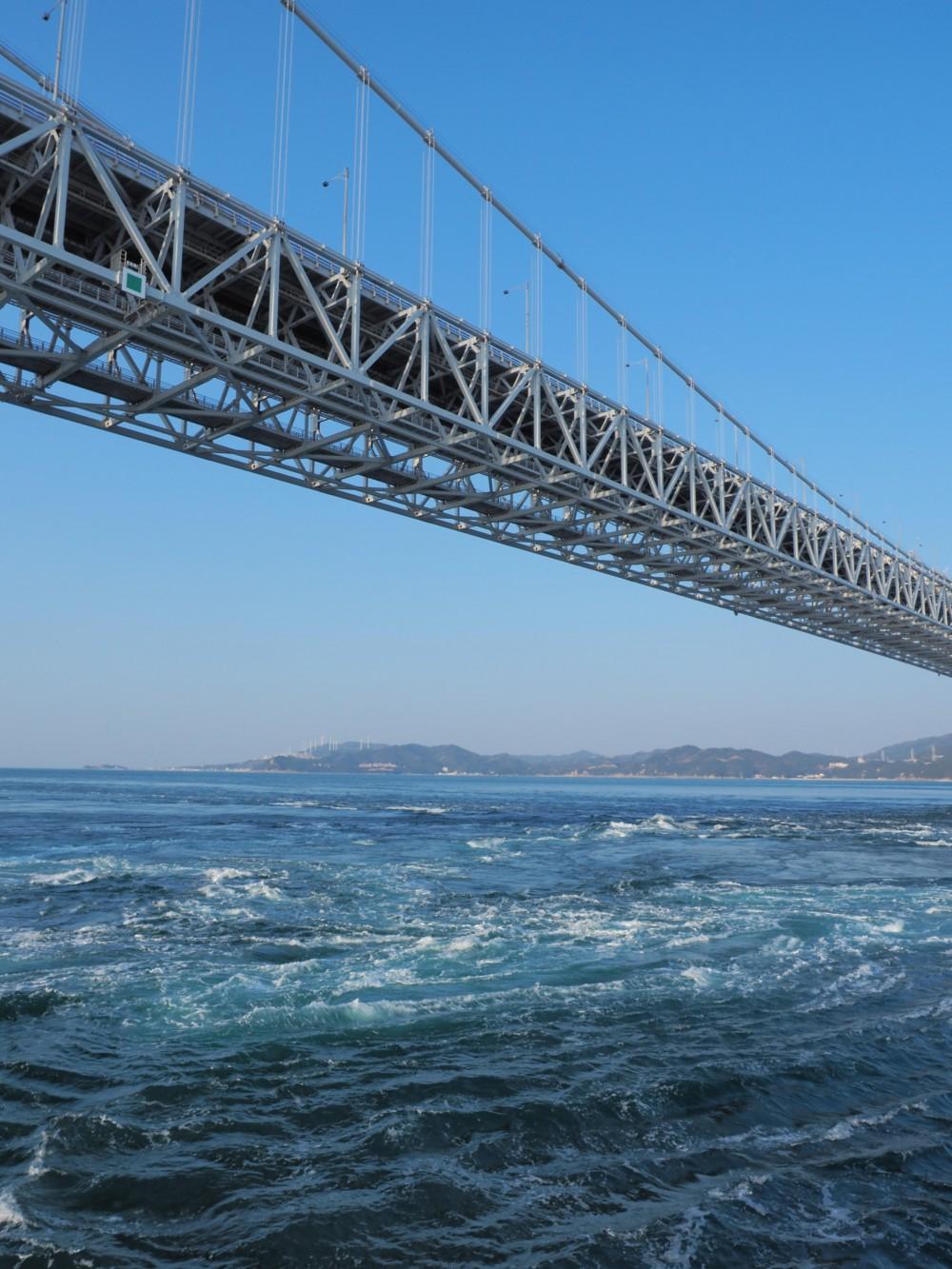 海もあり山もあり雪も降る〜 徳島・淡路島旅行