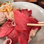 海鮮市場食堂@東久留米卸売市場〜お値打ち海鮮ランチ