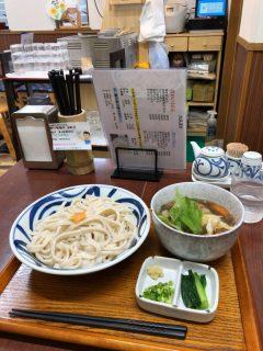 野口製麺所 本町店@東村山市〜讃岐うどん屋で武蔵野うどん