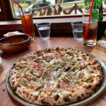 カフェレストラン『ジーナジーナ』@飯能市〜名栗の手前でナポリピッツァ