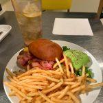 ジミーズダイナー@国分寺駅北口〜路地裏の黄色いハンバーガーショップ