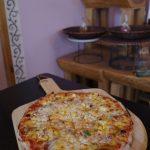 ピッツェリア パルファン @青梅市〜今度は店内で焼きたてピザ喰い!