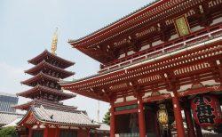お上りさん的東京旅行記@浅草〜都民は都内で消費するのだ