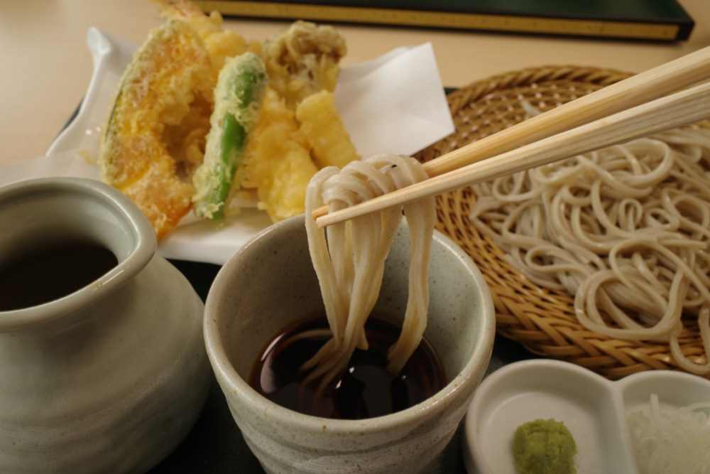 叶庵 克@瑞穂町〜謎の高級感・本格手打ちの大型蕎麦店