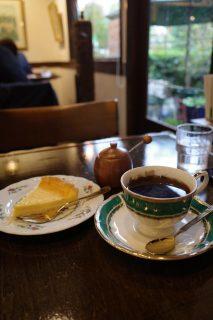 カフェテラス『えごの樹』@東大和市〜野火止用水沿いの小喫茶店